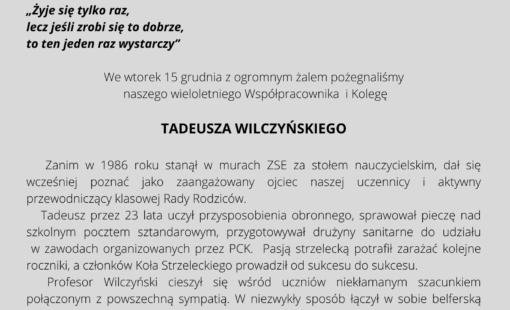 Tadeusz Wilczyński