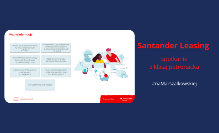 """Supermoce"" Santander Leasing!"