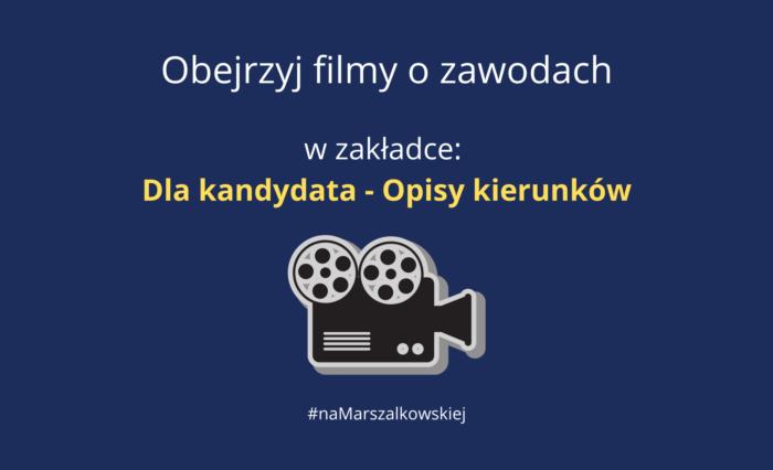 Poznaj zawody #naMarszalkowskiej!